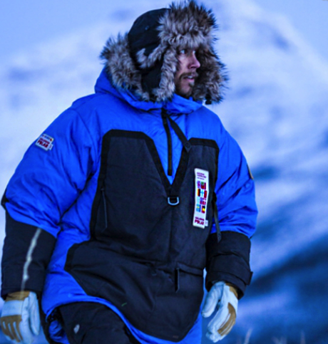 Andreas Cederlund. Photo by Fjällräven.