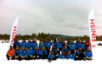 Fjällräven Polar 2013. Photo by Fjällräven.